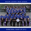 MCHS Band 2012 COLLAGE