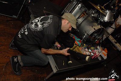 The Adicts - at The House of Blues - Anaheim, CA - January 19, 2008