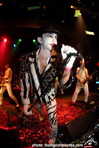The Adicts official website is-:  http://www.adicts.us The Adicts official My Space is-:  http://www.myspace.com/adicts