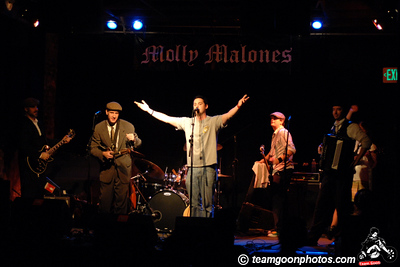 St. Regis - at Molly Malones - Los Angeles, CA - July 3, 2008