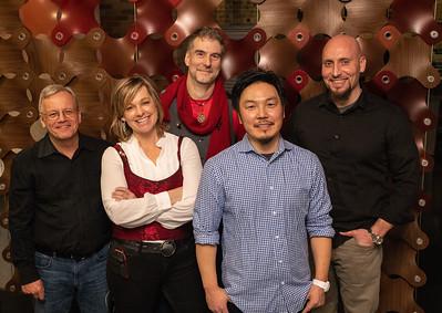 Brian Baker's Band at NDCS 2018