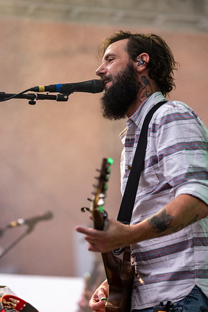 Band of Horses at the HI-FI Annex on July 29, 2021. Photo by Tony Vasquez for Jams Plus Media