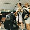 The Bon Ton Soul Accordian Band at Zydeco Fest. K.C. City Market, 9.13.96
