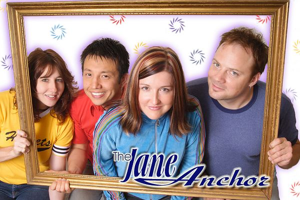 "Fabulous Rock Band: ""The Jane Anchor.""    <br /> Check out their website at  <a href=""http://www.thejaneanchor.com"">http://www.thejaneanchor.com</a>"