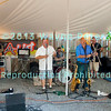The band A-List at Bandana's Pig Roast, June 7, 2014