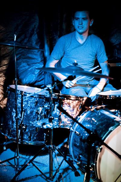 Andy Matchett and The Minks