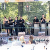 Big City Horns at the 2016 Lewiston Jazz Festival, August 27, 2016 in Lewiston, NY.