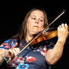 Cambridge Folk Festival 2019 - Bryony Griffith opens  the festival in the Club Tent