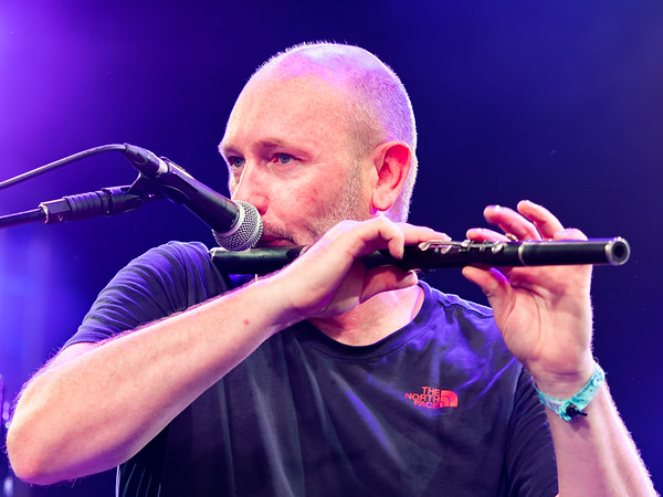 Cambridge Folk Festival 2019 - McGoldrick of McGoldrick, McCuster and Doyle