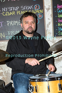 The Danny Lynn Wilson Band at Woodcock Brothers Brewery in Wilson, NY on December 31, 2013