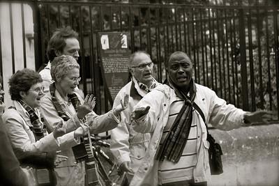 Band #4: African Choir Church of Saint-Médard 39 Rue Daubenton 75005 Paris, France