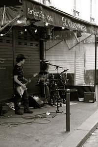 Band #5: Original Rock Duo El Cervantes 46 Rue Daubenton 75005 Paris, France