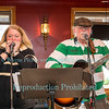 Step In Time at the Mug & Musket Tavern in Youngstown, NY on St. Patrick's Day 2018