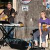 Joe Webber Duo at Calhoon's Pub, Newfane, NY on July 24, 2016.