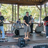 The Junk Yard Dogs at Sunset Bar & Grill, June 20, 2018 in Wilson, NY.