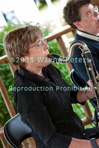 Niagara Clarinet Quartet at the 2012 Ransomville Community Faire