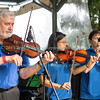 Niagara County Fiddle Club at the Niagara Celtic Festival, September 17, 2016 in Olcott, NY.