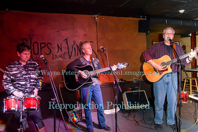 The band North End at Hops n Vines Lounge in Lewiston, NY April 25, 2014