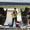 The band PA Line at the 1st Annual Mental Health Awareness Fair, May 22, 2016, at Windsor Village, Lockport, NY.