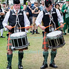 The City Of Thorold Pipe Band at the Niagara Celtic Festival, September 17, 2016 in Olcott, NY.