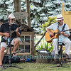 The Heenan Brothers at Windsor Village, July 14, 2016 in Lockport, NY.