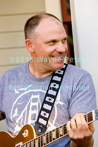 The Jerry Andres Band at 40th and final Level Regatta Street Dance in Youngstown, NY July 25, 2013