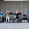 The Mary McMahon Project on stage at Lewiston Jazz Festival, August 27, 2016 in Lewiston, NY.