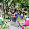 The Salamone Brothers at Windsor Village, Lockport, NY on July 28, 2016.