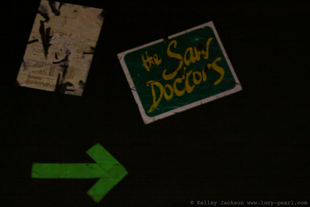 Saw Doctors Jannus Live