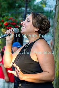 The Tune Babes at Lewiston Jazz Festival, August 24, 2013