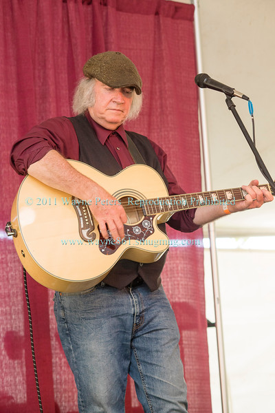 Tom Callahan at the 2017 Niagara Celtic Festival in Olcott, NY.