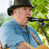 Tom Callahan at Windsor Village, Lockport NY on July 21, 2016.