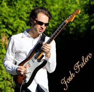 Josh Fulero with Curtis Salgado - Washington Park Concerts - 2008