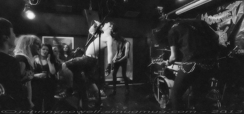 Hornet<br /> The Garage London