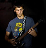 "Josh Ramsey,  lead guitar,  ""My Girlfriend was Eaten by Wolves"""