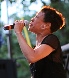 Bettye Lavette - Salem Art Fair - July 2007