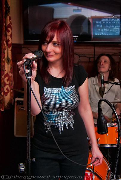 SLAM, Katie Lloyd