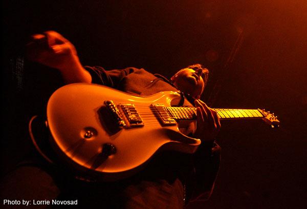Breaking Benjamins Guitar Player