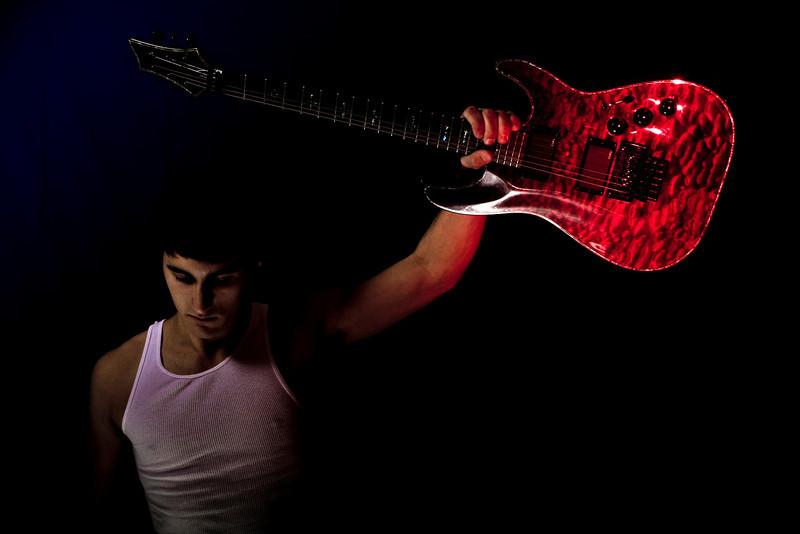 Wk-2   Good Night  New York!!!   <br /> Josh Ramsey on Guitar...