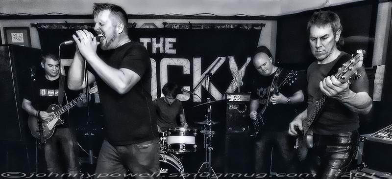 THE BLOCKX