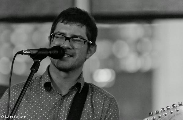 Barnaby Weir at The Portlander 2013