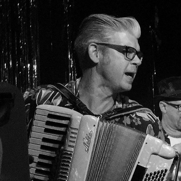Playing Accordion with Don Hedeker and The Polkaholics