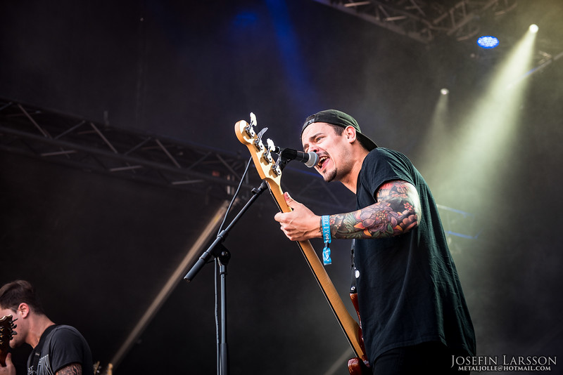 Beartooth - Copenhell 2016