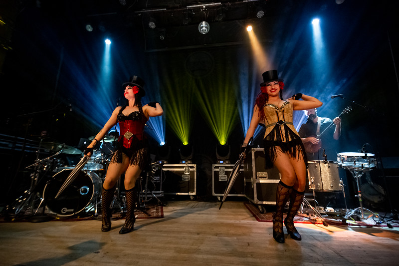 Beats Antique at The Vogue presented by IndyMojo Presents January 31, 2019. Photo by Tony Vasquez for Jams Plus Media.