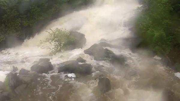 Beaver Brook Falls 9-5-12