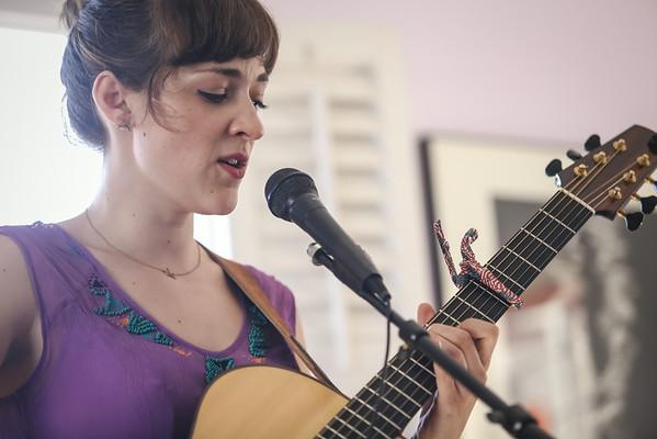 Becca Stevens Long Beach Home Concert