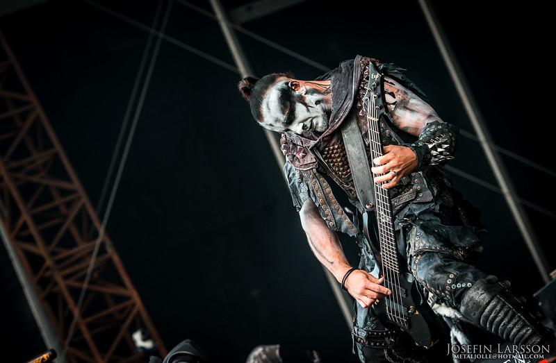 Behemoth - Copenhell 2014