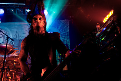 Behemoth, 4/24/2012, Slim's, San Francisco
