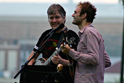 Bela Fleck and Chris Thile