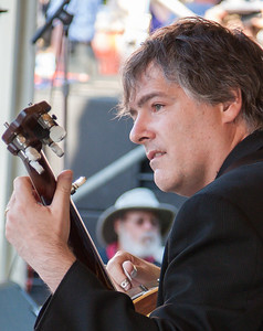 Bela Fleck at Clearwater Festival.